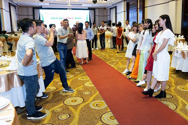 VIET UC Family – Meeting and Party  inHo Chi Minh city 2018