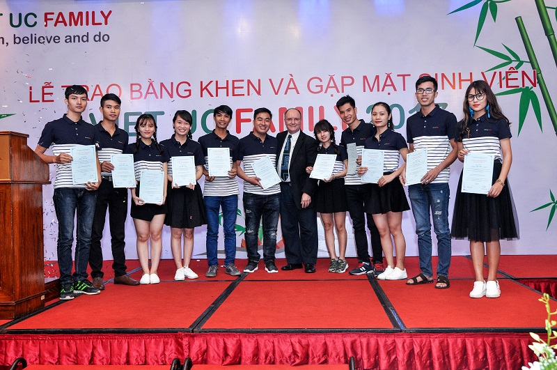 VIET UC Family - MEETING AND PARTY 2018